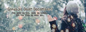 Goodbye December FB Cover Photos