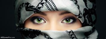 Green Eyes Facebook Girls Cover Photos