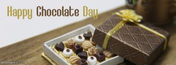 Happy Chocolate Day 2014 Facebook
