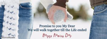 Happy Promise day 2014 Facebook Covers