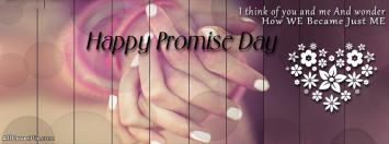 New Happy Promise Day FB Covers