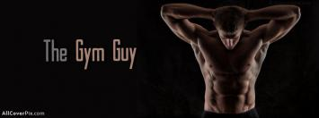 The Gym Guy Facebook cover