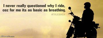 True Biker Boy Facebook Cover Photos