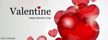 Valentines Day Hearts Facebook Covers