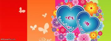 You And Me Facebook Cover Photos