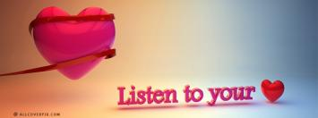 Listen to your heart cover photo