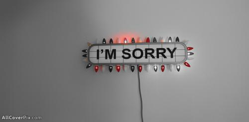 I am sorry Covers Photos FOr Facebook Timeline -  Facebook Covers