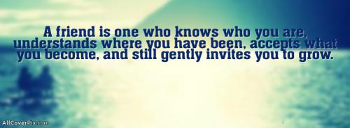Latest Friendship Quotes Covers Photos -  Facebook Covers