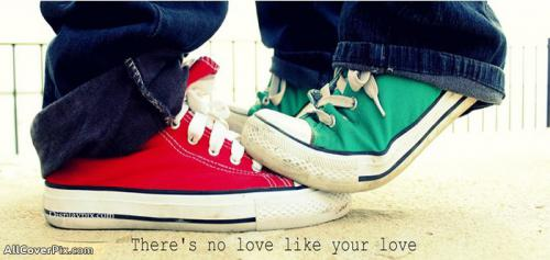 Latest Romantic Couples Foots Covers Photos -  Facebook Covers