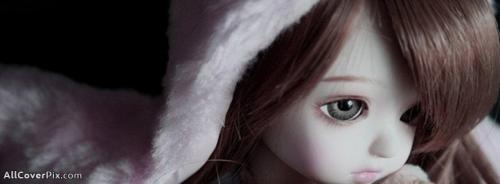 Latest Beautiful Cute Dolls Cover Photo For Your Facebook Timeline -  Facebook Covers