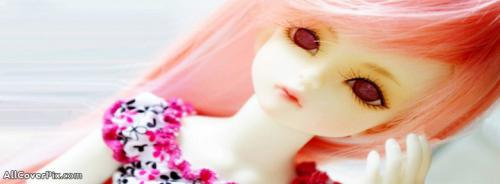 Beautiful Cute Dolls Cover Photos For Facebook Timeline -  Facebook Covers