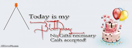 Awesome Birthday Cover Photos -  Facebook Covers