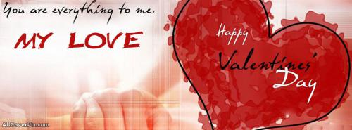 Beautiful New Valentine Day Cover Photos Of Hearts For Facebook Timeline -  Facebook Covers