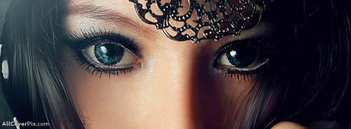 Beautiful Girls Eyes Cover Photos For Facebook Timeline -  Facebook Covers