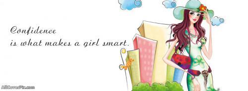 Cool Attitude Girls Cover Photos -  Facebook Covers