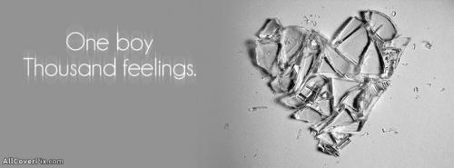 Sad  Cover Photos For Girls And Boys -  Facebook Covers