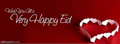 Beautiful Eid Cards 2013 -  Facebook Covers