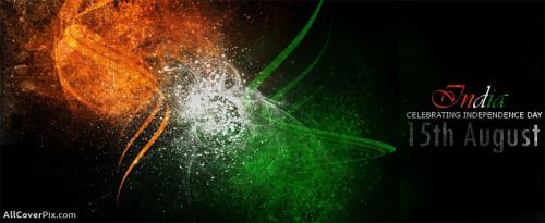 15th August Indian Independence Day Facebook Timeline Cover -  Facebook Covers
