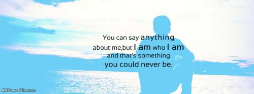 Boys nd Girls Quotes Cover Photos Fb -  Facebook Covers