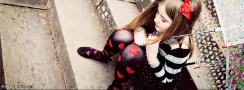Sad Girls Photos For Cover -  Facebook Covers