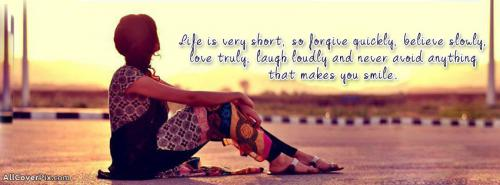 Best Life Quotes FB Cover Photos -  Facebook Covers