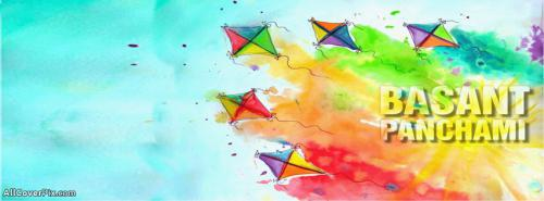 Basant Panchami 2014 Indian Festival Facebook Covers -  Facebook Covers