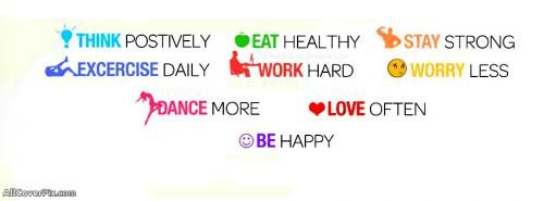 Be Happy Facebook Cover Photo -  Facebook Covers