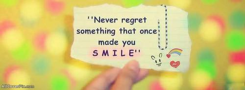 Be Smile Always Cover Photos Facebook Timeline -  Facebook Covers