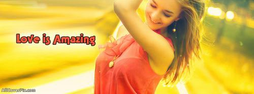 Beautiful Cute Girl Cover Photo Facebook -  Facebook Covers