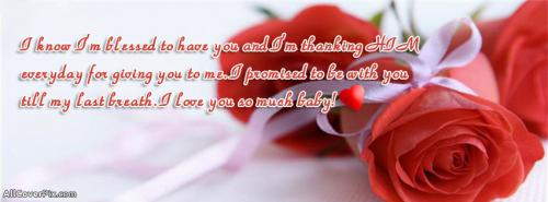 Beautiful Love Note Cover Photos Facebook -  Facebook Covers