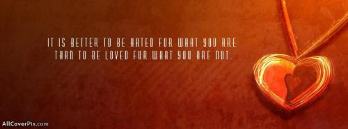 Beautiful Quote Facebook Cover Photos -  Facebook Covers