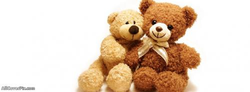 Beautiful Teddy Bear Facebook Cover Photos -  Facebook Covers
