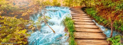 Beautiful Waterfall Cover Photos For Facebook -  Facebook Covers