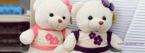 Best Cute Happy Valentines Day Facebook Covers -  Facebook Covers