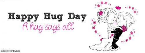 Best Hug Day Facebook Covers -  Facebook Covers