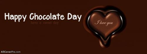 Chocolate Day Covers For Facebook -  Facebook Covers