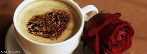Coffee Cup Cover Photo For Facebook -  Facebook Covers