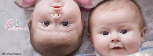 Cute Babies Facebook Cover Photos -  Facebook Covers