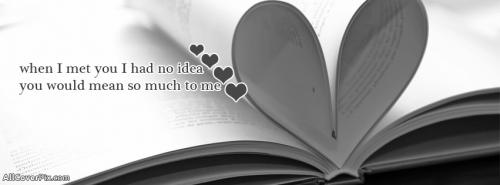 Cute Facebook Quotes Cover Photo -  Facebook Covers