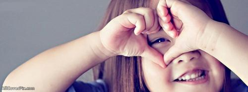 Cute Girl Baby Cove Photo For Facebook -  Facebook Covers