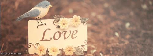 Cute Love Card Facebook Cover Photos -  Facebook Covers