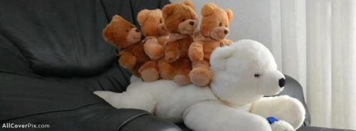 Cute Teddy Bear Cover Photos For Facebook Timeline -  Facebook Covers