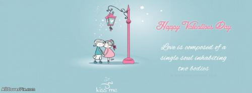 Cute Valentines Day Facebook Cover Photo -  Facebook Covers