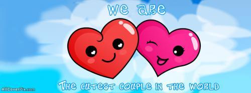 Cutest Couple Facebook Cover Photos -  Facebook Covers