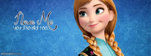 Disney Frozen Facebook Cover Photos -  Facebook Covers