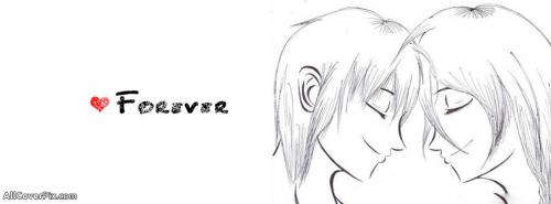 Facebook Love Forever Cover Photos -  Facebook Covers