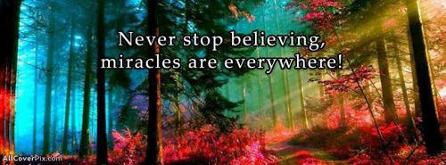 Fb Cover Photos Of Believe Quotes -  Facebook Covers