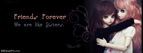Friends Forever Cover Photos Facebook Timeline -  Facebook Covers