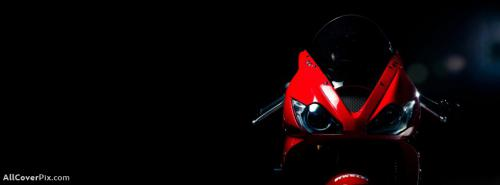 Front Light Bike Fb Cover Photos -  Facebook Covers
