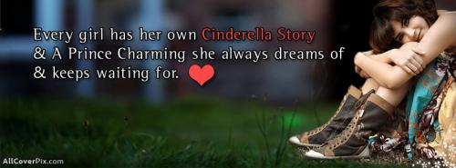 Girls with Quotes Facebook Cover Photos -  Facebook Covers